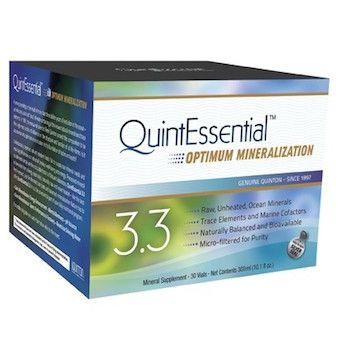 QuintEssential Optimum Mineralization Hypertonic (30 Vials) Purative