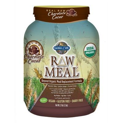 RAW Organic Meal (Chocolate 1212 gr)* Garden of Life
