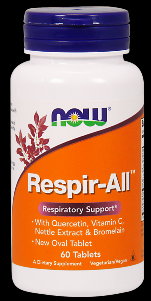 Respir-All Allergy Support (60 tablets NOW Foods