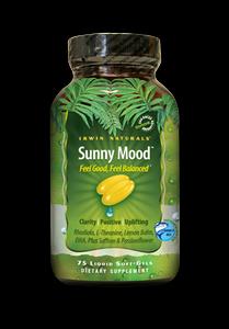 Sunny Mood (75 soft gels) Irwin Naturals