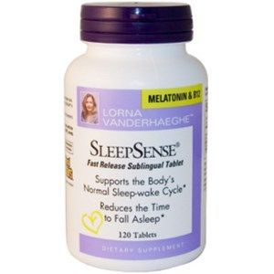 SleepSense (120 Vcaps) Natural Factors