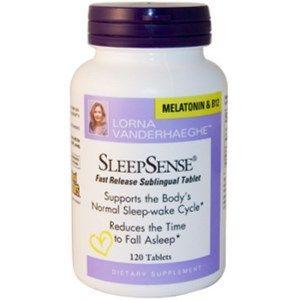 SleepSense (120 Vcaps) Natural Factors