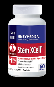 StemXCell (formerly NaturaCell) (60 caps)* EnzyMedica