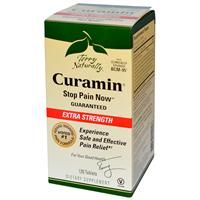 Curamin Extra Strength (120 tablets) Terry Naturally