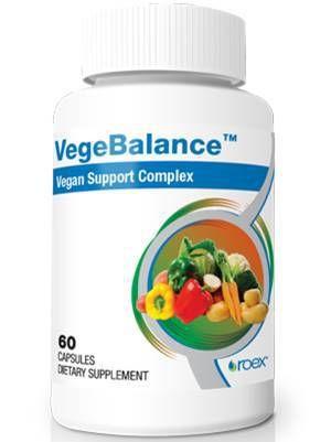 VegeBalance 60 capsules Roex