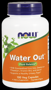 Water-Out (100 Vcaps) NOW Foods