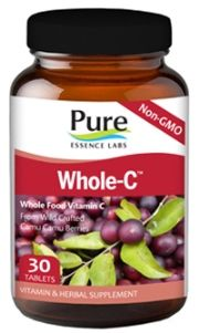 Whole-C (30 tabs)* Pure Essence Labs