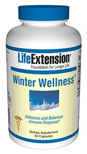 Winter Wellness (60 capsules)* Life Extension