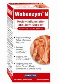 Wobenzym N (800 tab)* Mucos Pharma