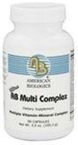 AB Multi Complex (90 capsules) American Biologics