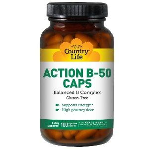 Action B-50 Caps (100 vcaps) Country Life