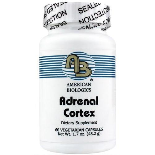 Adrenal Cortex ( 60 Vegetarian capsules) American Biologics
