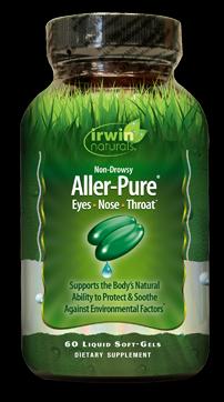 Aller-Pure(60 liquid gelcaps) Irwin Naturals