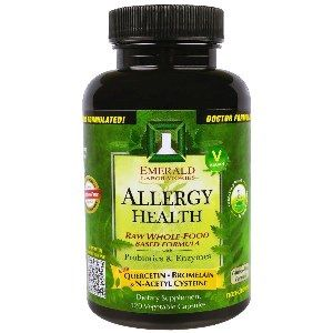 Allergy Health (120 caps)* Ultra Laboratories