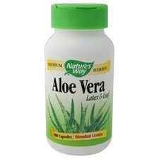 Aloe Capsules (100 vcaps) Nature's Way