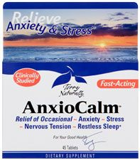 AnxioCalm (45 tablets) Terry Naturally