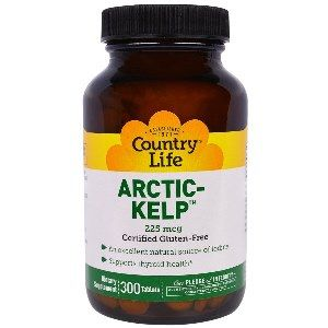 Arctic Kelp (300 Tablet) Country Life