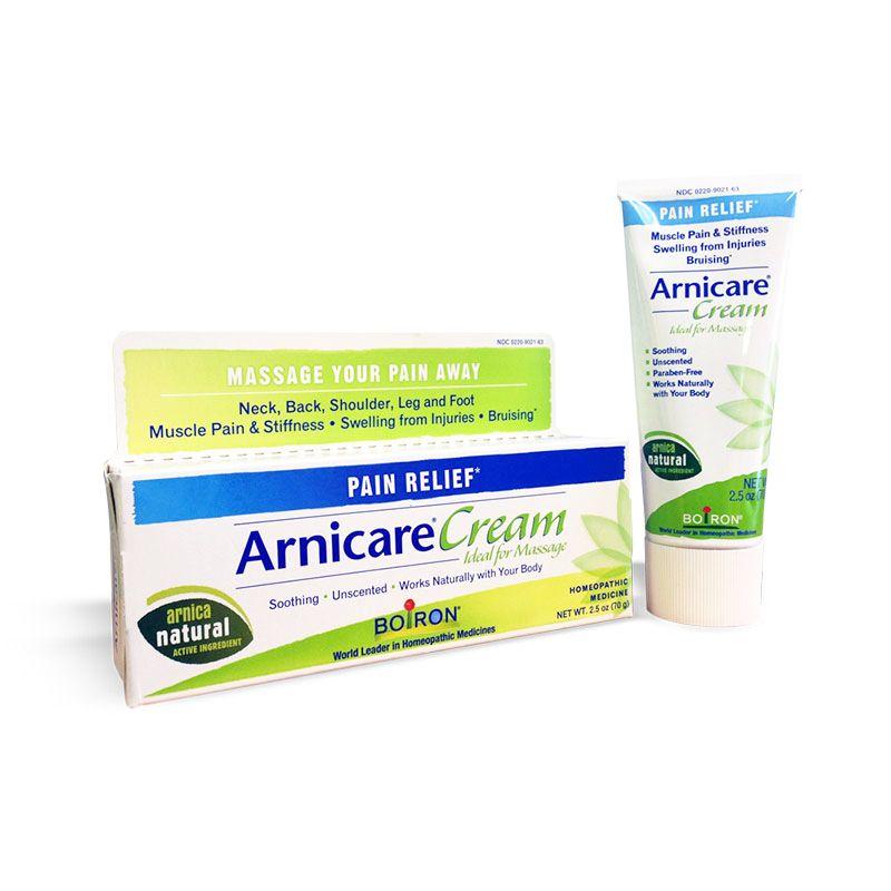 Arnicare Arnica Cream (2.5 oz) Boiron