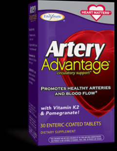 Artery Advantage (30 tabs) Enzymatic Therapy