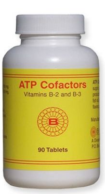 ATP Cofactors (90 tablets) Optimox Corporation