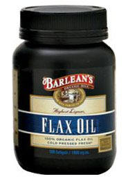 Highest Lignan Flax Oil (1000mg (250 softgels) Barleans Organic Oils