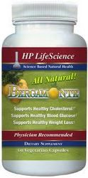 Bergamonte | Bergamot (60 caps)* HP Life Science