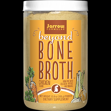 Beyond Bone Broth Chicken (10.8oz) Powder Jarrow Formulas
