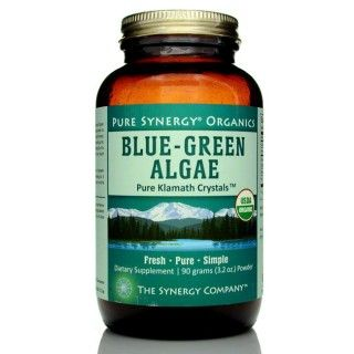 Organic Blue-Green Algae (3.2 oz - powder)* The Synergy Company