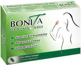 Bonita Hair Skin Nails (30 softgels) Essential Source
