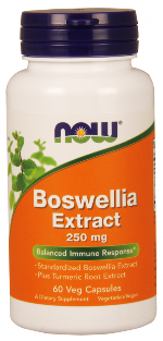 Boswellia Extract (60 Caps) NOW Foods