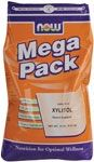 Xylitol Pure Natural Sweetener Mega Pack (15 lb) NOW Foods