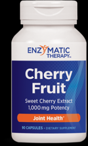 Cherry Fruit Extract (90 Ultracaps) Enzymatic Therapy