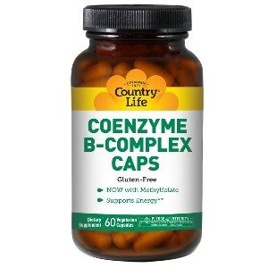 Coenzyme B-Complex Caps (60 Capsule) Country Life