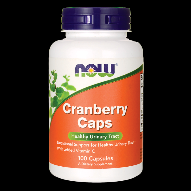 Cranberry (100 Caps) NOW Foods