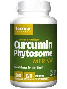 Curcumin Phytosome Meriva (120 Vcaps) Jarrow Formulas