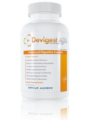 Devigest Advanced Digestive Support (90 capsules)* Arthur Andrew Medical
