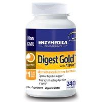 Digest Gold with ATP  (240 caps)* EnzyMedica