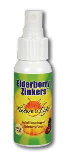 Elderberry Zinker (1.5 fl.oz) Nature's Life