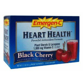 Emergen-C Heart Health (30 Packets) Alacer Corp.