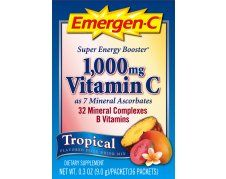 Emergen-C Tropical (30Packets) Alacer Corp.