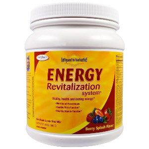 Energy Revitalization System (Berry Splash 30 day) Enzymatic Therapy
