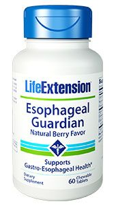 Esophageal Guardian (60 chewable tablets) Life Extension