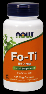 Fo-Ti 560 mg (100 Caps) NOW Foods