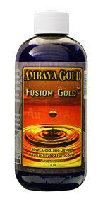 Fusion Gold (8 oz)* Ambaya Gold