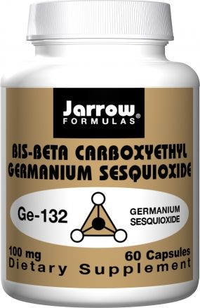 Germanium GE-132 (100 mg 60 capsules) Jarrow Formulas