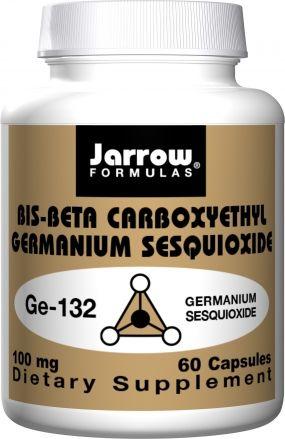 Germanium GE-132 (100 mg 60 capsules) Jarrow Formulas