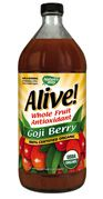 Alive! Goji Berry Juice (32 fl oz) Nature's Way