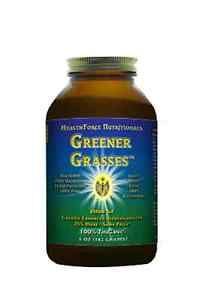 Greener Grasses Alkalizer (5oz)* HealthForce Nutritionals