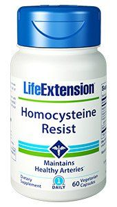 Homocysteine Resist (60 capsules)* Life Extension