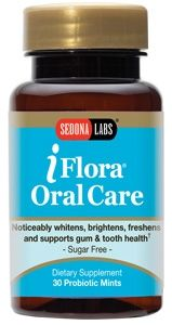 iFlora Oral Care (60 ) Probiotic Mints* Sedona Labs